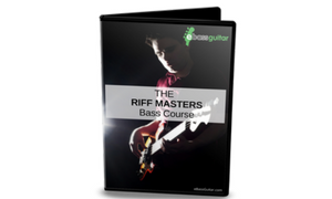 eBassGuitar The Riff Masters Bass Course Box Shot Small