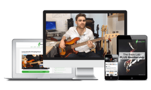 online bass guitar membership