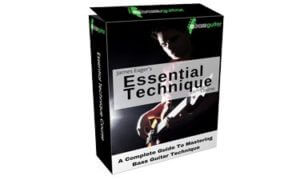 Bass Guitar Technique Course